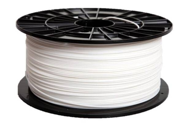 Tisková struna Filament PM 1,75 ABS, 1 kg (F175ABS_WH) bílá