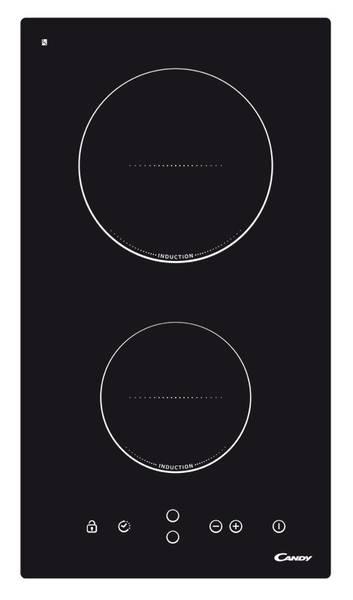Indukční varná deska Candy CDI 30 černá
