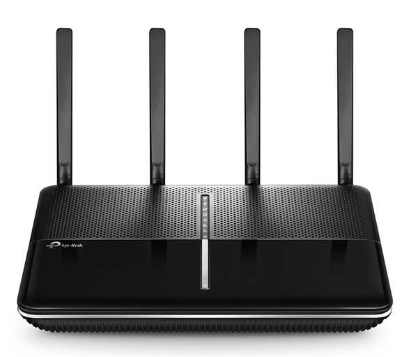 Router TP-Link Archer C3150 + IP TV na 3 měsíce ZDARMA (Archer C3150) černý