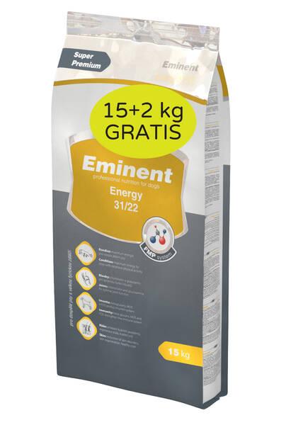 Granule Eminent Energy 15 kg + 2 kg ZDARMA