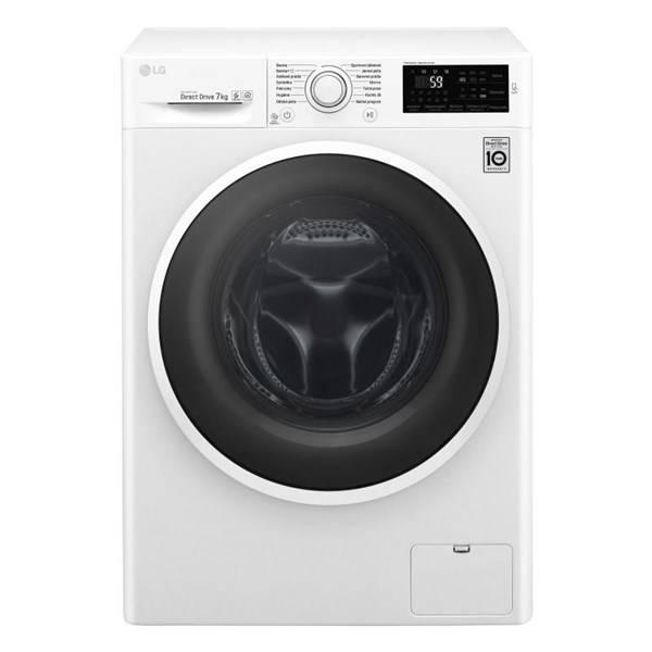 Pračka LG F72J6QN0W bílá