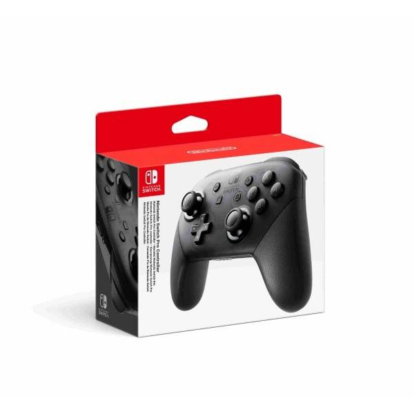 Gamepad Nintendo Switch Pro Controller (NSP140) černý