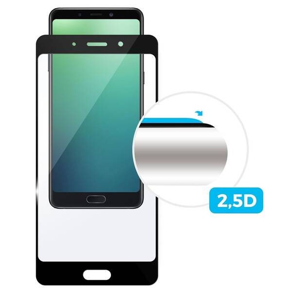 Ochranné sklo FIXED Full-Cover pro Nokia 4.2 (FIXGF-403-BK) černé