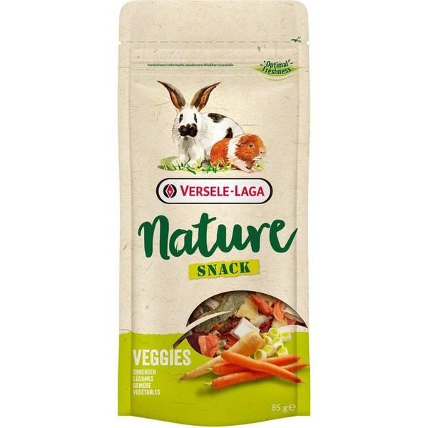 Krmivo Versele-Laga Nature Snack Veggies 85 g