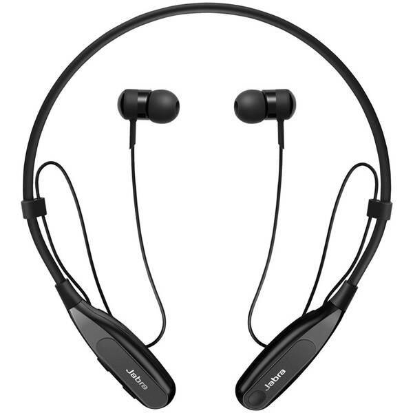 Slúchadlá Jabra Bluetooth Halo Fusion (BLUHFPJHALOFU) čierna