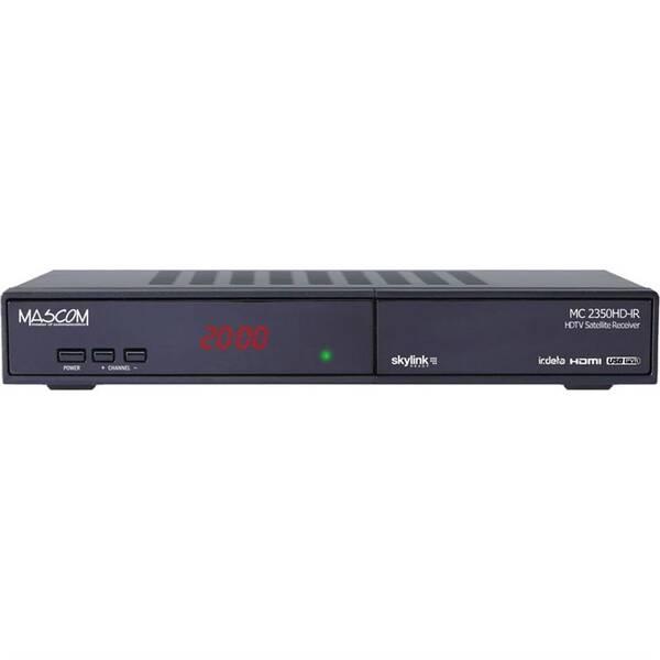 Satelitní přijímač Mascom MC2350HD-IR černý