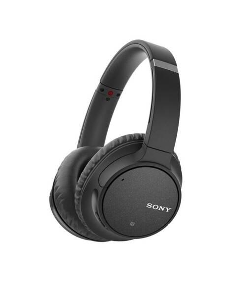 Sluchátka Sony WH-CH700NB (WHCH700NB.CE7) černá (poškozený obal 8800312492)