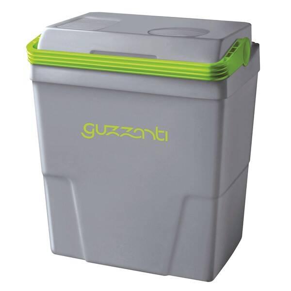 Autochladnička Guzzanti GZ 22B sivá