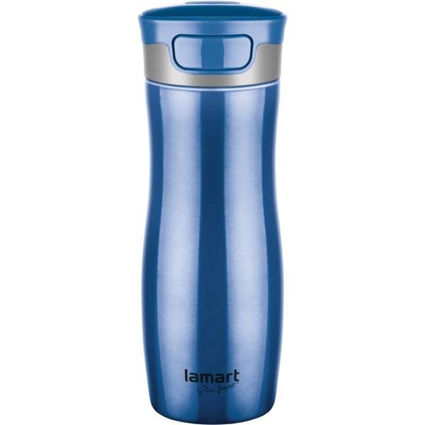 Termohrnek Lamart Conti 0,48 l (LT4030) modrý