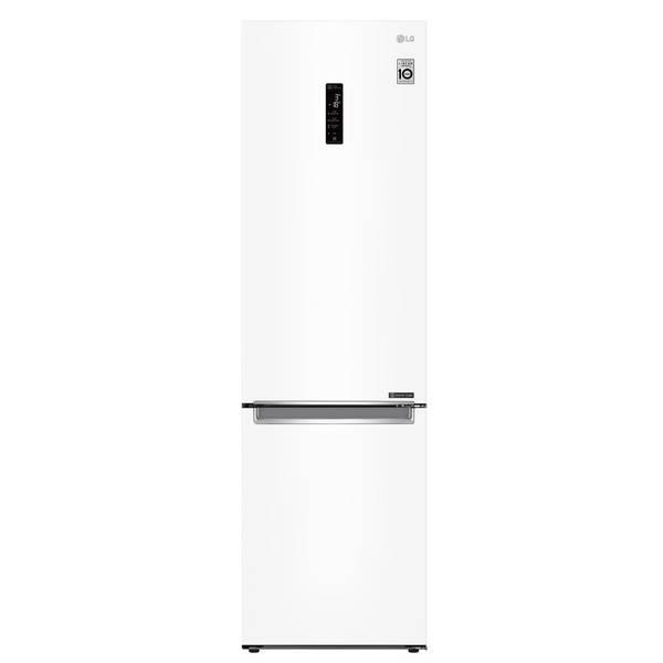 Chladnička s mrazničkou LG GBB72SWDFN bílá