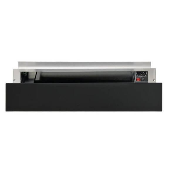 Ohrievacia zásuvka Whirlpool W Collection W1114 čierna farba