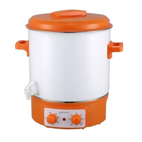 Zavárací hrniec Guzzanti GZ 183 oranžový