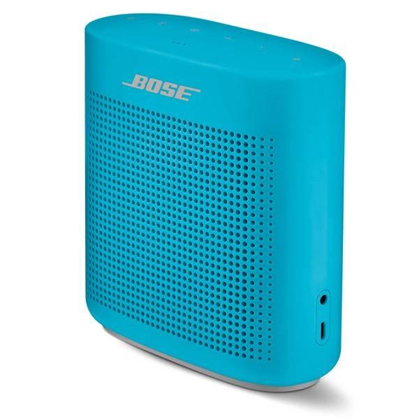 Přenosný reproduktor Bose SoundLink Colour II (752195-0500) modrý