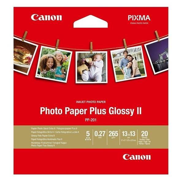 Papíry do tiskárny Canon PP-201 (2311B060)