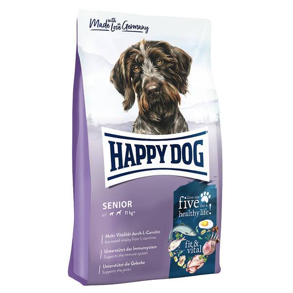 Granuly HAPPY DOG Senior 12 kg