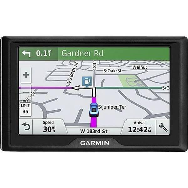 Navigační systém GPS Garmin Drive 5S Plus EU45 (010-01680-18) černá (vrácené zboží 8800462016)