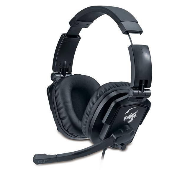 Headset Genius HS-G550 (31710040101) černý (vrácené zboží 8800124755)
