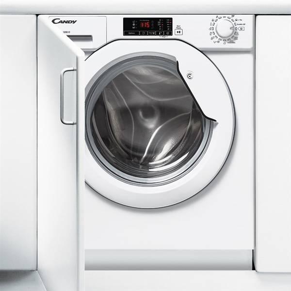Pračka Candy CBWM 712D-S bílá
