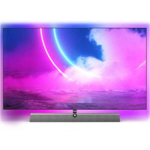 Televize Philips 55OLED935 šedá