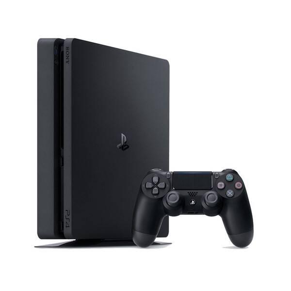 Herní konzole Sony PlayStation 4 500GB (PS719407775) černá (vrácené zboží 8800437234)