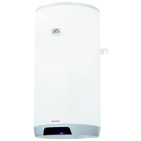 Ohřívač vody Dražice OKC 125/1m2 bílá barva