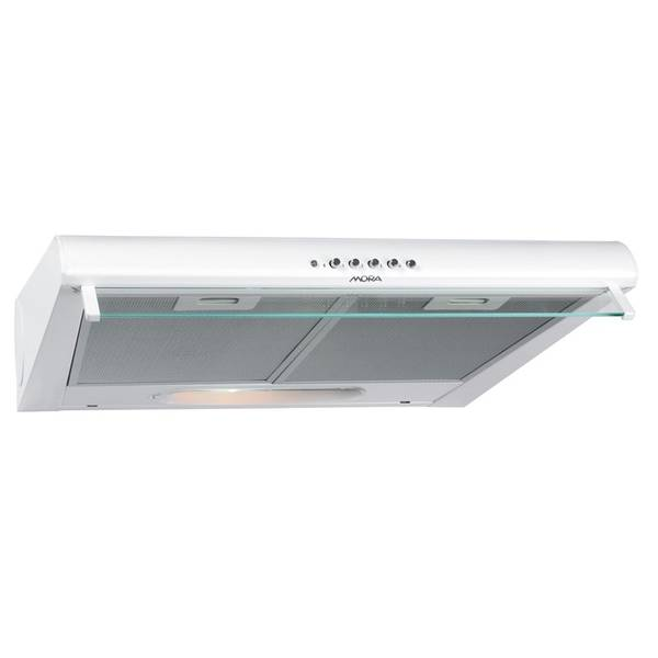 Odsávač pár Mora Premium OP 640 W biely