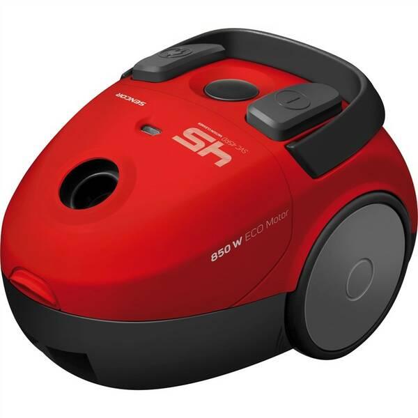 Podlahový vysávač Sencor SVC 45RD-EUE3 červený