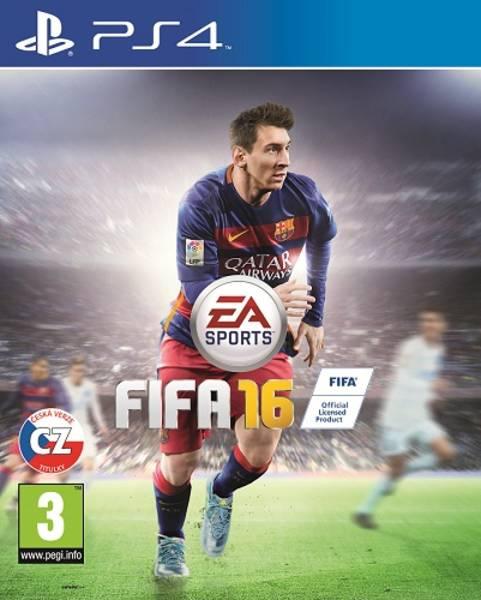 Hra EA PlayStation 4 FIFA 16 (EAP420604)