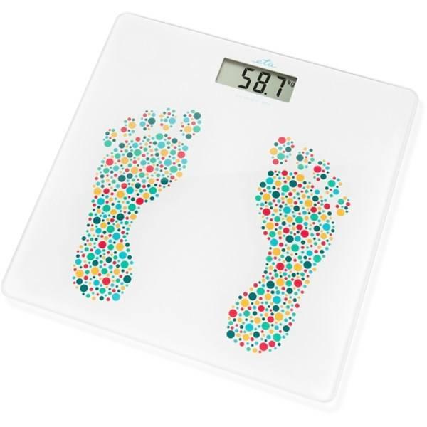 Osobní váha ETA Dotty 1780 90050 bílá