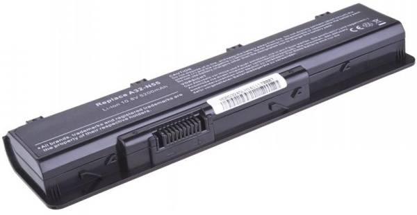 Baterie Avacom pro Asus N55/N45/N75 series Li-Ion 11,1V 5200mAh (NOAS-N55-S26) (vrácené zboží 8800246370)