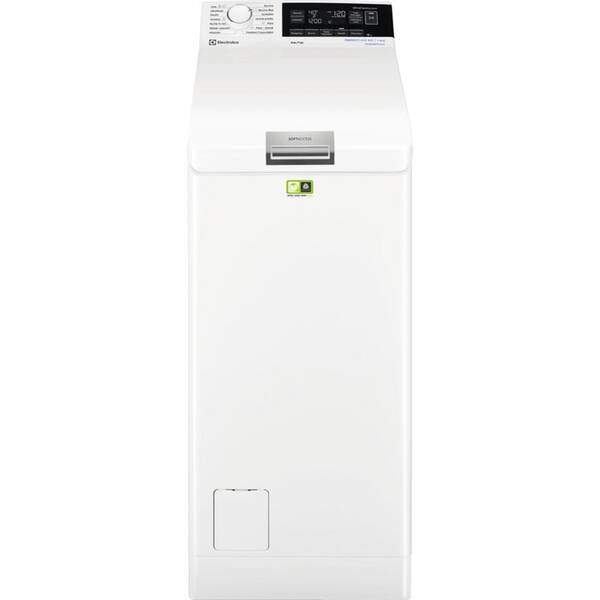 Pračka Electrolux PerfectCare 800 EW8T3562C bílá barva