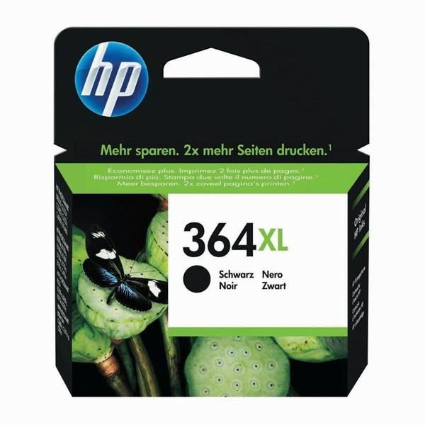Cartridge HP No. 364XL, 18ml, 550 stran - originální (CN684EE) čierna