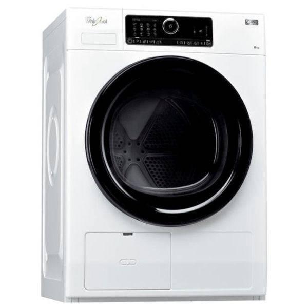Sušička prádla Whirlpool HSCX 80530 bílá