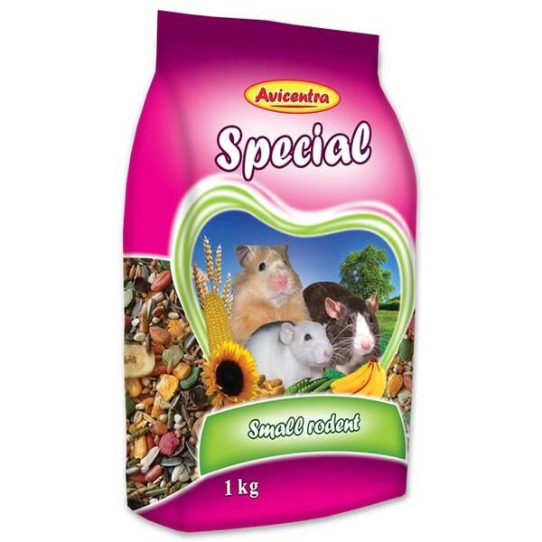 Krmivo Avicentra Malý hlodavec speciál 1 kg