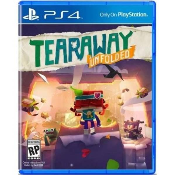 Hra Sony PlayStation 4 Tearaway Unfolded (PS719855316)