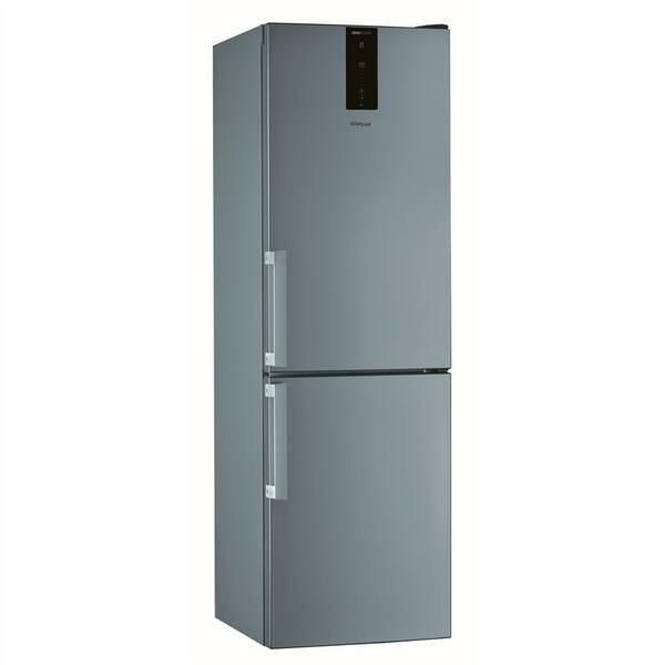 Chladnička s mrazničkou Whirlpool W Collection W7 821O OX H nerez