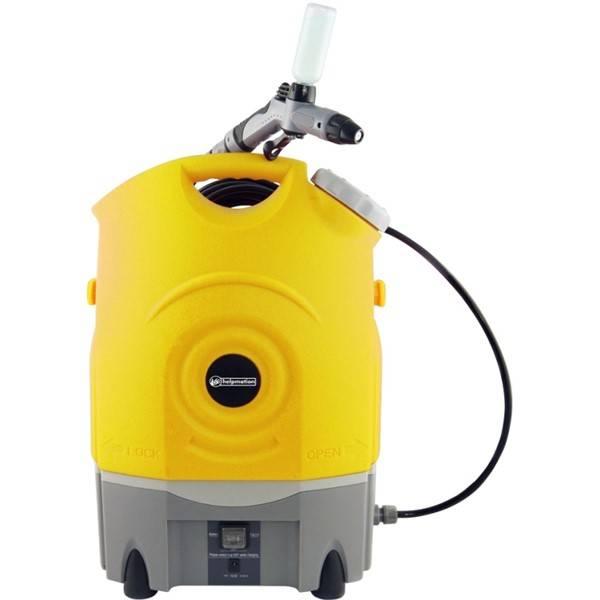 Přenosný tlakový čistič Helpmation GFS-C1 (vrácené zboží 8800573696)