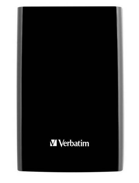 Externý pevný disk Verbatim Store 'n' Go 1TB (53023) čierny