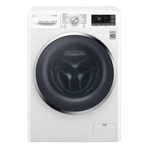 Pračka LG F94J8VS2W bílá