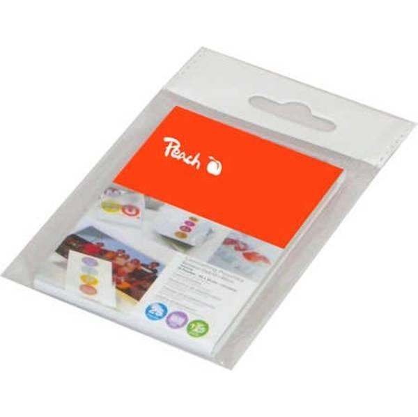 Laminovací fólie Peach Credit Card (54x86mm), 125mic, 25pck/BAL (PPR525-07)