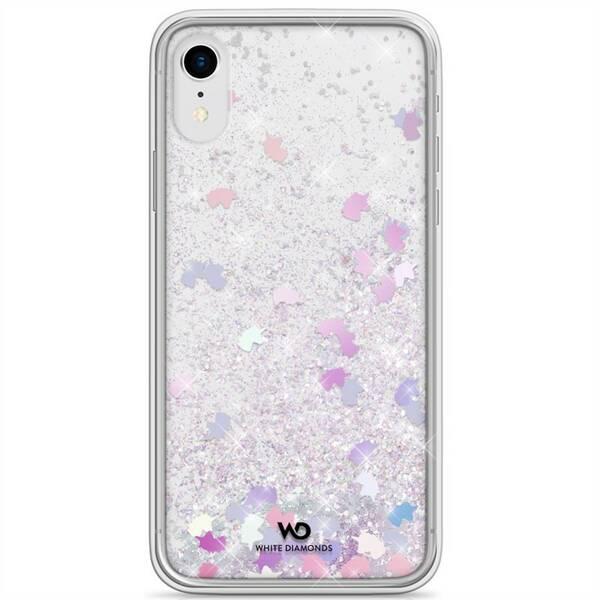 Kryt na mobil White Diamonds Sparkle na Apple iPhone XR - jednorožci (WD1380SPK13)
