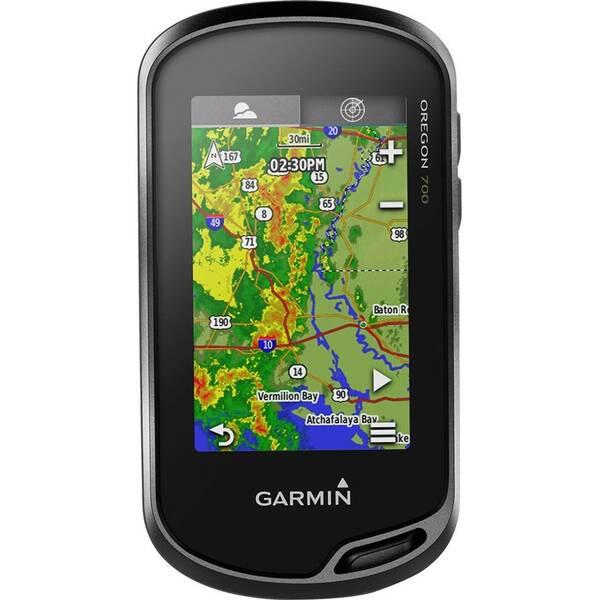 Navigační systém GPS Garmin Oregon 700 PRO + voucher TOPO Czech PRO (010-01672-93) černý (vrácené zboží 8800697928)