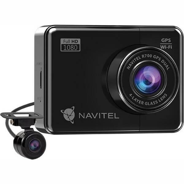 Autokamera Navitel R700 Dual černá