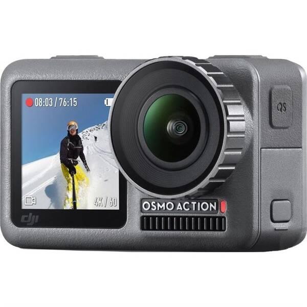 Outdoorová kamera DJI OSMO ACTION (DJI0630) šedá (vrácené zboží 8800294267)