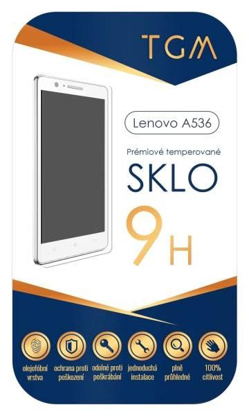 Tvrzené sklo TGM na Lenovo A536 Dual Sim (TGM-LENOA536) (poškozený obal 3000005697)