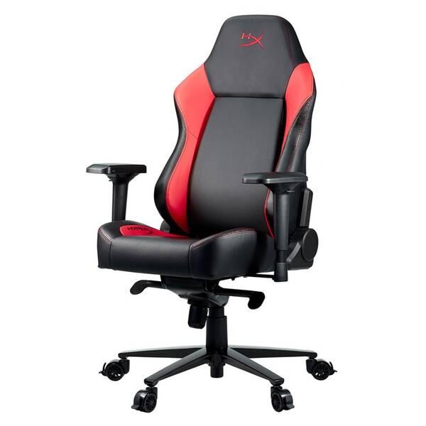 Herní židle HyperX RUBY (367522) černá/červená
