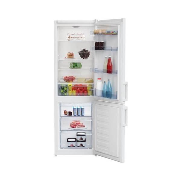 Chladnička s mrazničkou Beko RCSA 270M21W bílá (vrácené zboží 2540006940)