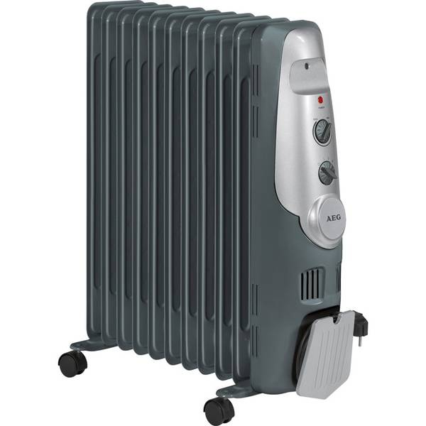 Olejový radiátor AEG RA 5522 šedý