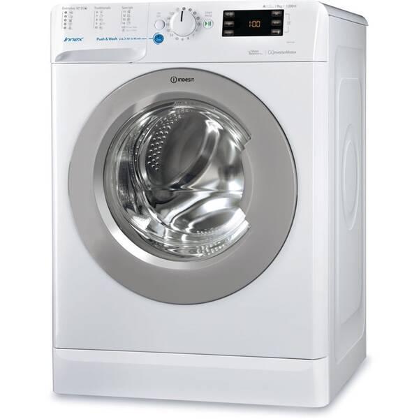 Pračka Indesit BWE 91284X WSSS EU bílá