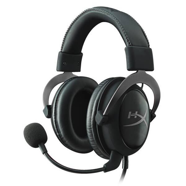 Headset HyperX Cloud II (KHX-HSCP-GM) černý